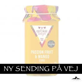 Passion & Mango Curd 320gr.   - NY SENDING PÅ VEJ
