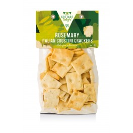 Dipping Crackers Rosmarin 170gr.