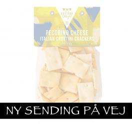 Dipping Crackers Pecorino Cheese 170gr. - NY SENDING PÅ VEJ