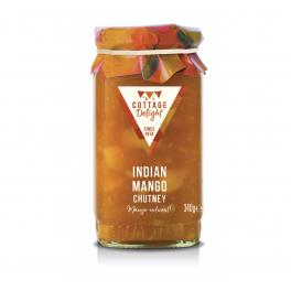 Indisk Mango Chutney - 340gr.