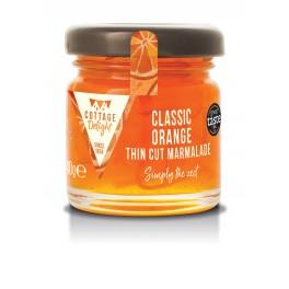 Appelsin Marmelade 40gr. (Mini)   (31.01.2022) 35%