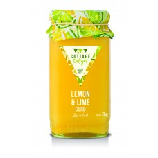 Lemon & Lime Curd 320gr.