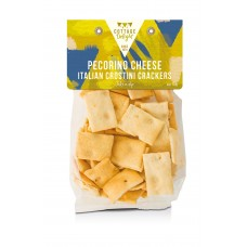 Dipping Crackers Pecorino Cheese 170gr.
