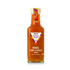 Mango, Lime & Chilli Sauce - 220ml.