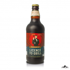 Licence To Grill 500ml.