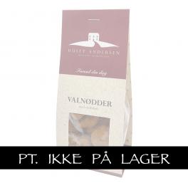 Valnødder med chokolade  100gr.  - PT. IKKE PÅ LAGER.