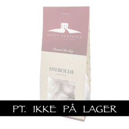 Snebolde  100gr.  - PT. IKKE PÅ LAGER.