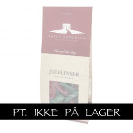 Julelinser  100gr. - PT. IKKE PÅ LAGER.