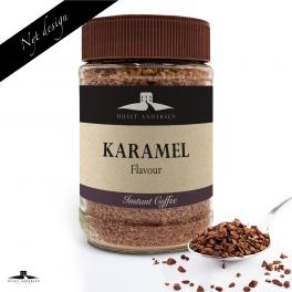 Karamel - Instant Kaffe 50gr.