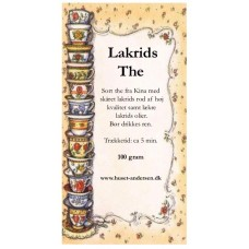 Lakrids The - 100gr. opposet